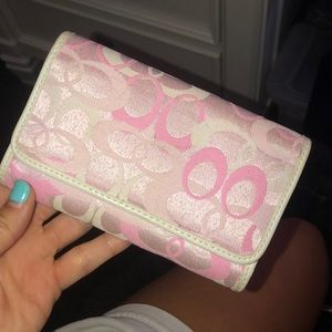Coach wallet from 2010